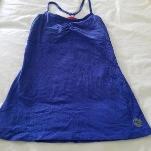 Pure Barre by Split 59 Royal Blue Tank Top